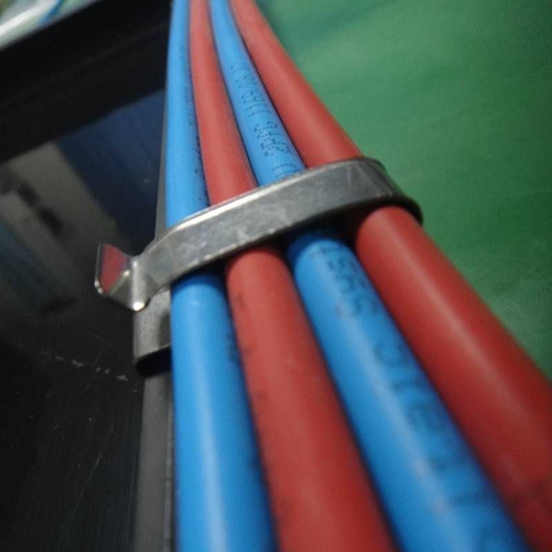 Cable clip 4ways